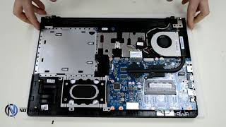 Lenovo 100-15ibd - Disassembly And Cleaning