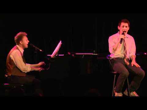 Pasek and Paul sing