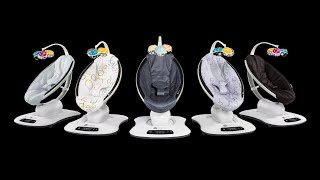 4moms MamaRoo 4 - How To Unbox & Assemble