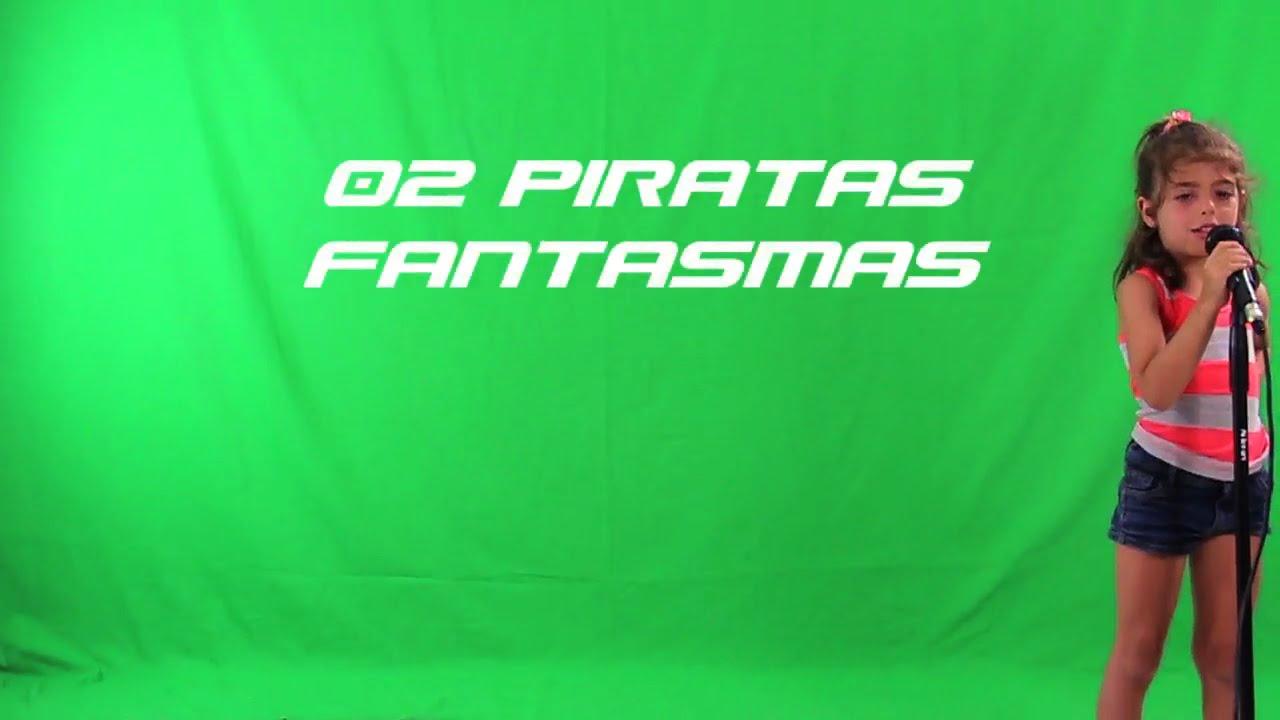 FANTASMAS PIRATAS #2