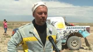 Rally Kazakhstan 2016. 2 этап -для прессы
