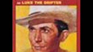 Be Carefull Of Stones That You Throw by Hank Williams