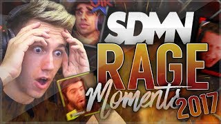 FUNNIEST SIDEMEN RAGES OF THE YEAR!