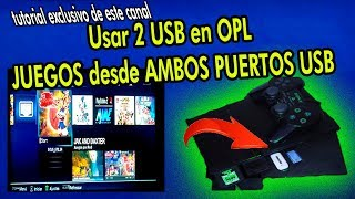 opl ps2 usb tutorial - TH-Clip