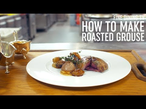 How to Butcher and Cook a Grouse, with James Durrant of The Game Bird
