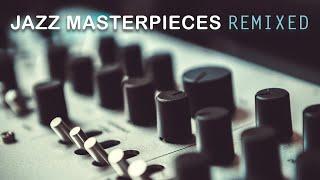 New York Jazz Lounge - Jazz Masterpieces Remixed