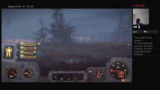 (PS4) Fallout 76 Gameplay : Part 3