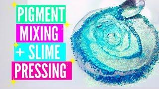 Смотреть онлайн Делаем резиновый гель цветным