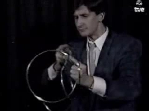 Pepe Carroll - Linking Rings