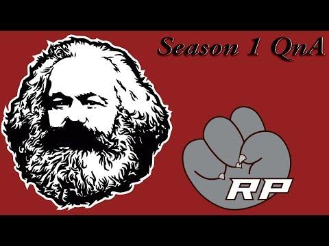 Marx Season 1 QnA | Red Plateaus