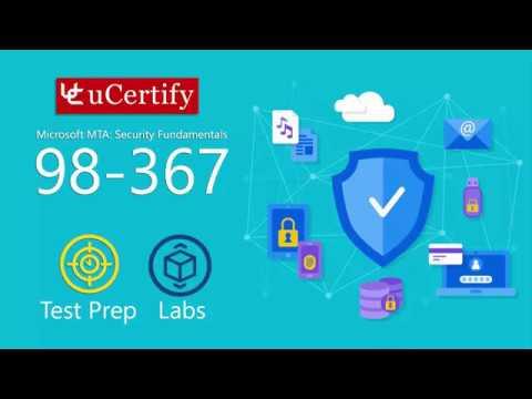 98-367-VT : MTA - Security Fundamentals (Video Training) - YouTube