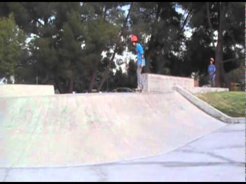 Santa Clara Skate Park Montage