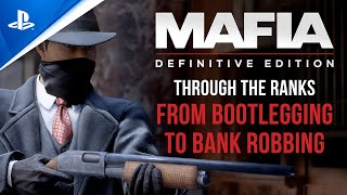 Mafia: Definitive Edition - Through the Ranks, from Bootlegging to Bank Robbing | PS4