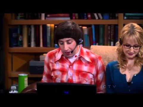Video of Sheldon 's Whip