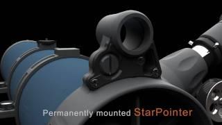 Telescope Teropong Celestron AstroMaster 130EQ Professional Teropong Bintang