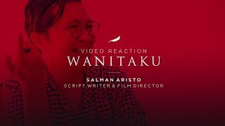 Tentang WANITAKU   NOAH (Video Reaction) | Salman Aristo
