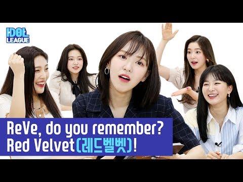 (ENG SUB) Red Velvet(레드벨벳), ReVe, do you remember? - (3/4) [IDOL LEAGUE]