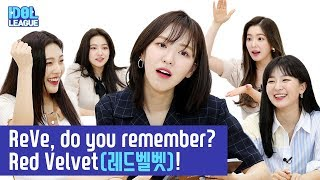 (ENG SUB) Red Velvet(레드벨벳), ReVe, Do You Remember?   (34) [IDOL LEAGUE]