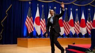 President Obama Speaks on the Future of U.S. Leadership in Asia Pacific Region