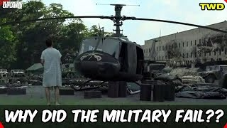 The Walking Dead Why did the Military Fail?