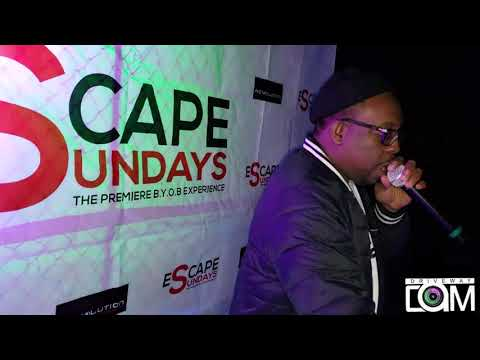Escape Sundays Escape The Winter MixMaster David