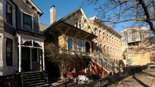 A Large Historic Home On A Great Old Town Triangle Block