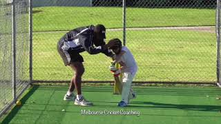 How to coach batting for kids