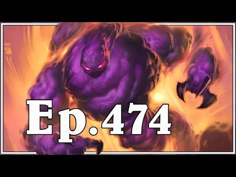 Funny And Lucky Moments - Hearthstone - Ep. 474