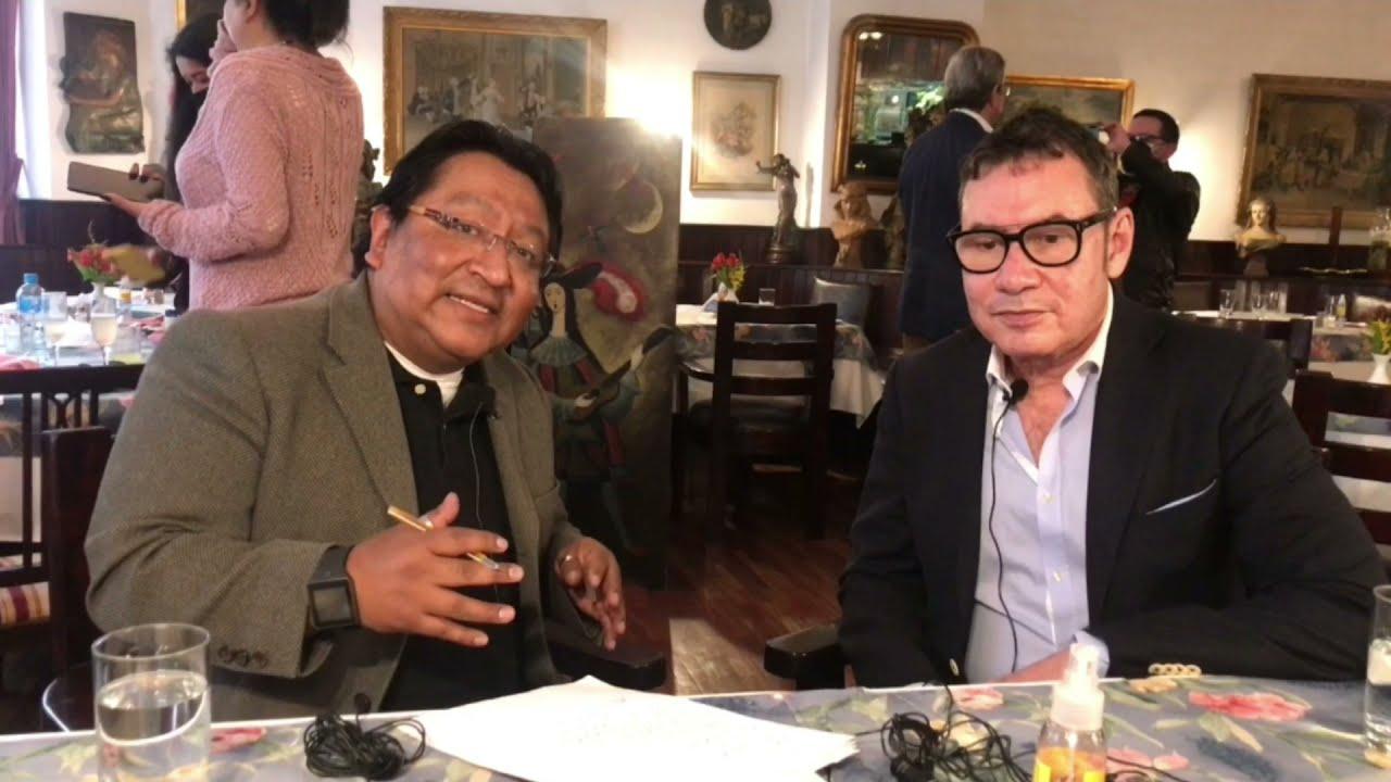 RFI france paris International Entrevista a Pompeyo Pino director de la distribución de Contenidos