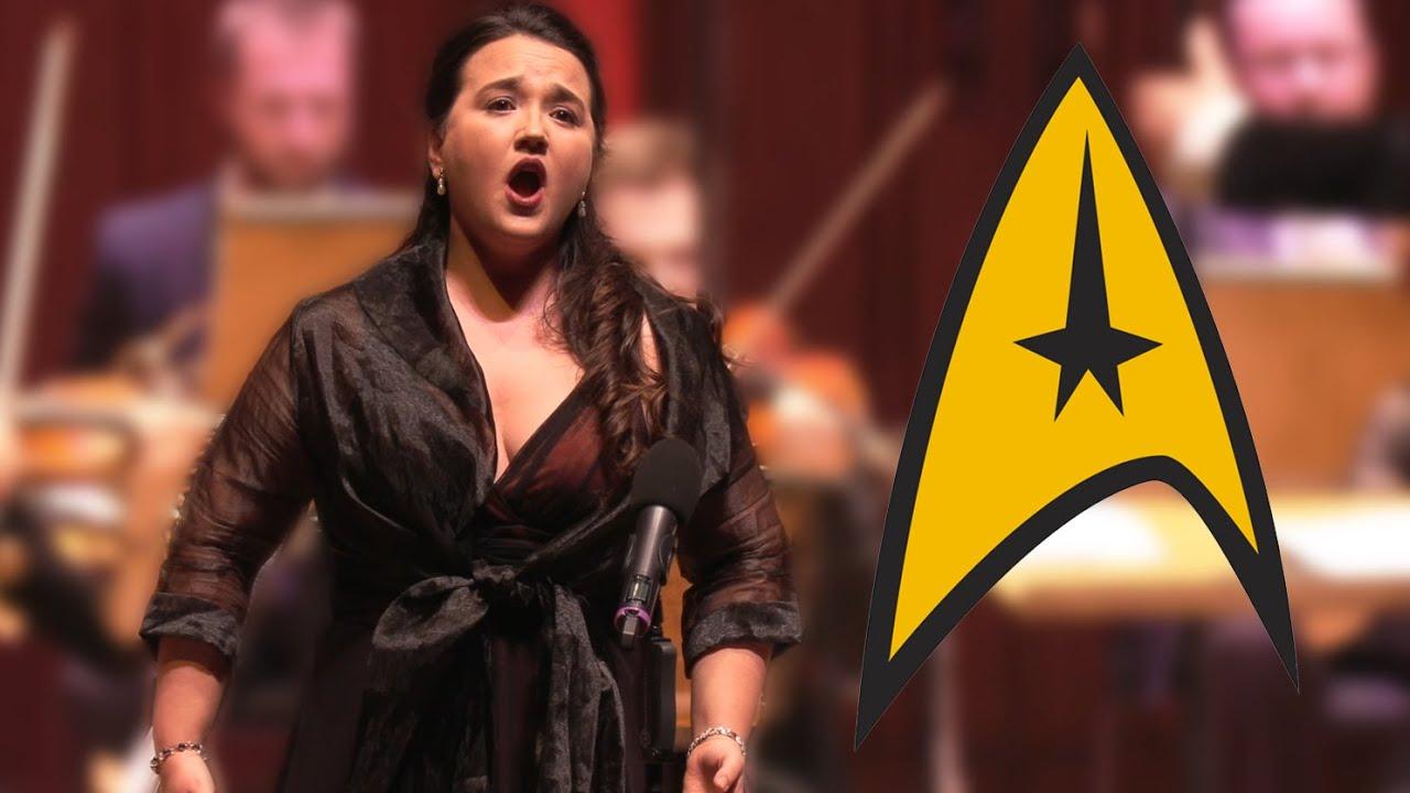 … Para cantar valientemente lo que ninguna soprano ha llegado a cantar