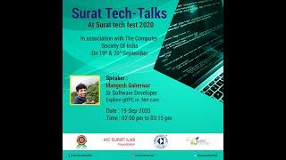 Explore gRPC in .Net core -- Mangesh Gaherwar