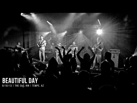 """Spafford -  """"Beautiful Day""""  (08/10/13 Tempe,AZ)"""