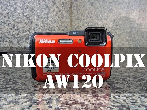 Nikon AW120 Review: Unboxing, Hardware, Image & Video Samples, Performance