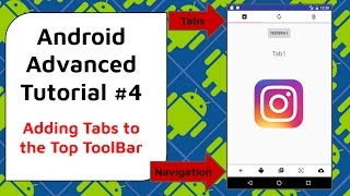 bottom navigation bar with activities - android advanced
