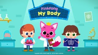 [App Trailer] Pinkfong My Body