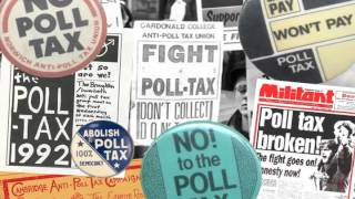 Don't pay the Poll Tax - Exploited