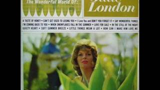 Julie London - Can`t Get Used To Losing You -  Andy Williams