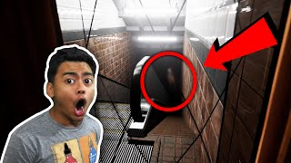 GHOST SPOTTED IN SUBWAY! | Mad In Heaven
