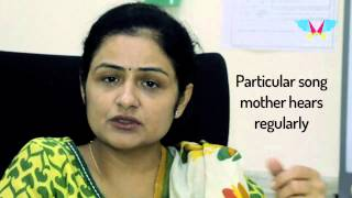 Bonding With Your Unborn, Dr Monika Wadhawan, Information for a Healthy Lifestyle