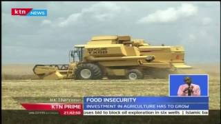 Kenya is yet to attain food security