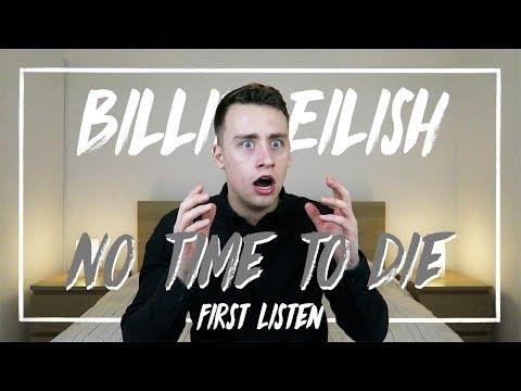 Billie Eilish | No Time To Die (First Listen)