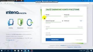 Poradnik.Jak stworzyć właśnego emaila na interia.pl