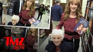 Kathy Griffin and Her Mom Are Hilarious Together | TMZ TV