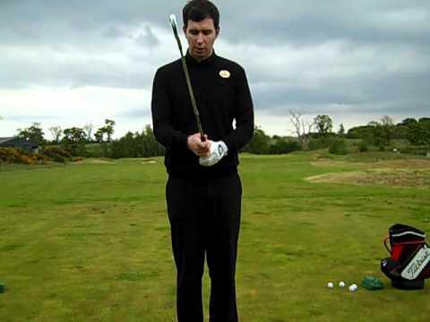Golf Lesson 2- Grip Pressure