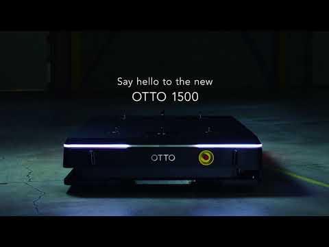 OTTO Motors' Biggest AMR Gets Stronger, Faster, and Smarter