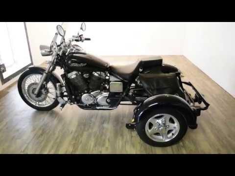 2003 Honda Shadow Spirit 750 Trike in Wauconda, Illinois