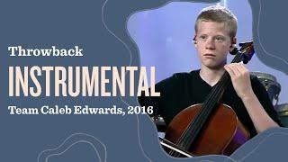 (Instrumental) Team Caleb Edwards -- The Prayer Room Live Throwback Moment