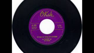 DR  FEELGOOD & THE INTERNS -  THE SAME OL THING KEEPS HAPPENING  + SIDE B -   OKEH 7161