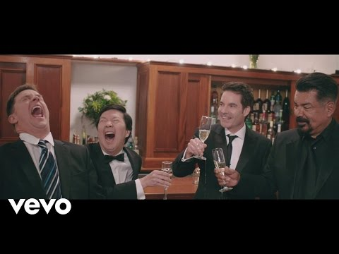 Drink Up Starring Marshawn Beastmode Lynch, Ken Jeong, George Lopez & Jim Breuer