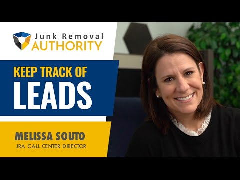 You're LOSING BUSINESS if You Don't Keep Track of Leads in Your Junk Removal Business!!!